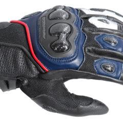 Navy/White DriRider Air-Ride 2 Short Cuff Mens Glove