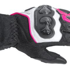 Black/White/Pink DriRider Air-Ride 2 Ladies Glove