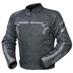 Black/Grey DriRider Air-Ride 4 Jacket