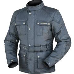 Black DriRider Alpine Legend Mens Jacket