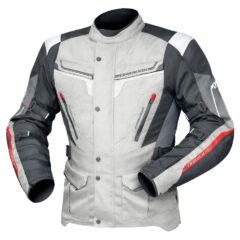 Grey/White/Black DriRider Apex 5 Mens Jacket