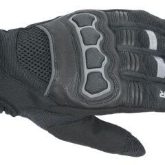 Black/Grey DriRider Street Glove