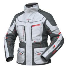 Grey/Black DriRider Vortex Adventure 2 Ladies Jacket