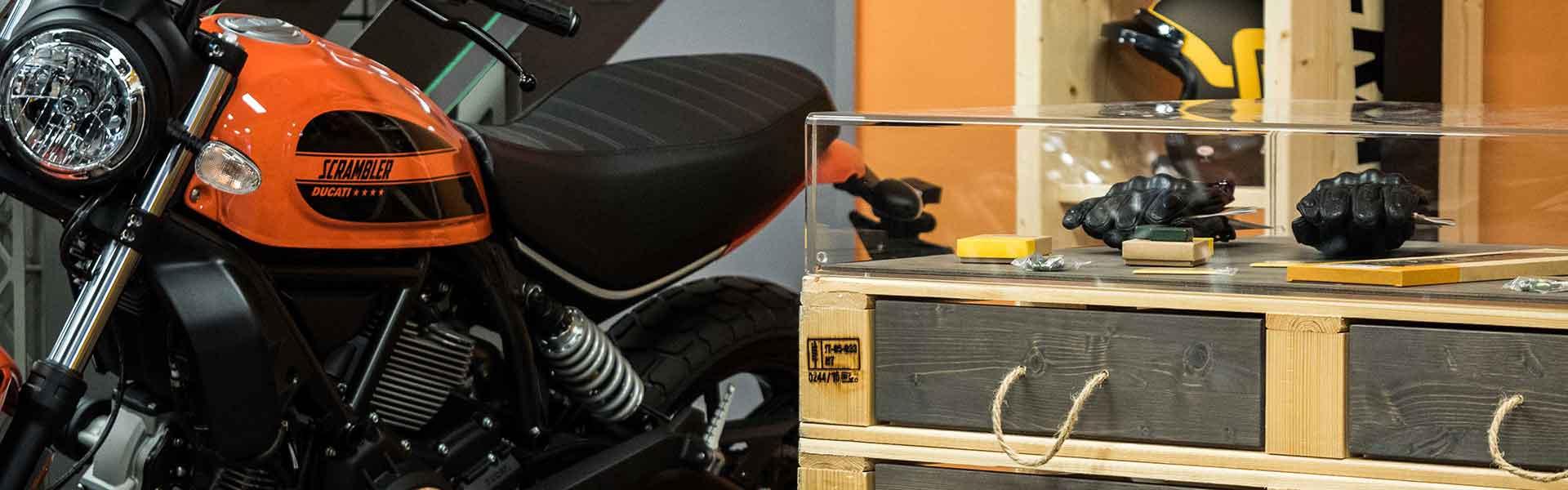 Ducati Scrambler Offroad Motorbikes