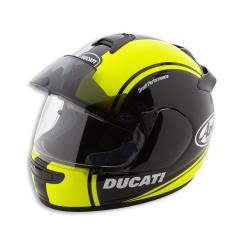 Ducati HV-1 Pro Full-Face Helmet Yellow