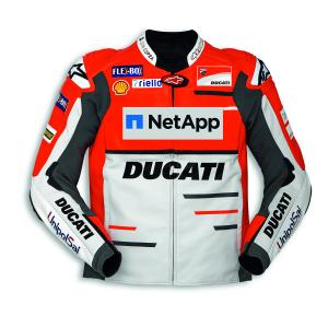 Ducati Replica Team 18 Leather Jacket
