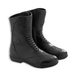Black Ducati Touring Boots