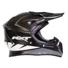 Black/SilverRXT Edge Helmet