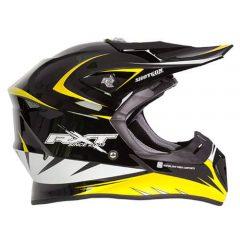 Black/Yellow RXT Edge Helmet