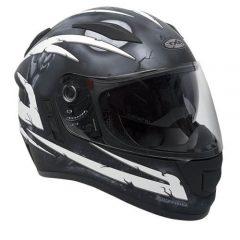 Crypt Black/WhiteRXT Evo Helmet