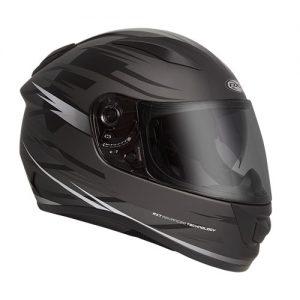 Streak Black/Grey RXT Evo Helmet