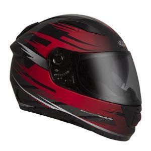 Streak Black/Red RXT Evo Helmet