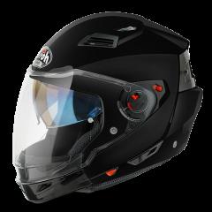 Solid Black Matt Airoh Executive Helmet