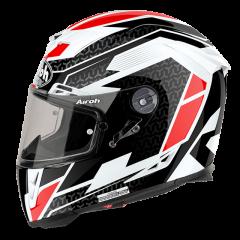 Regular Red/Black/White Airoh GP500 Helmet