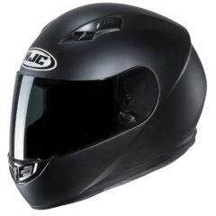 Semi Flat Black HJC CS-15 Helmet LHS