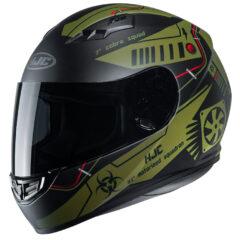 MC-45SF HJC CS-15 Tarex Helmet LHS