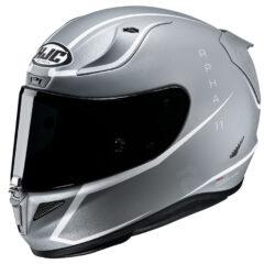 MC-10SF HJC RPHA 11 Jarban Helmet Side