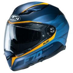 MC-2SF HJC F70 Feron Helmet Side