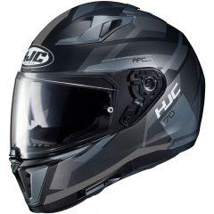 HJC i70 Elim Helmet Black/Grey