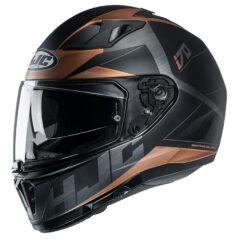 MC-9SF HJC i70 Eluma Helmet Side