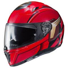 The Flash HJC i70 Helmet Side