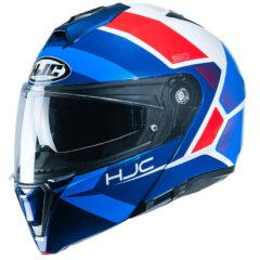 MC-21 HJC i90 Hollen Helmet Side