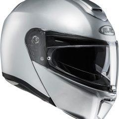 HJC RPHA 90 Helmet in Semi Flat Silver