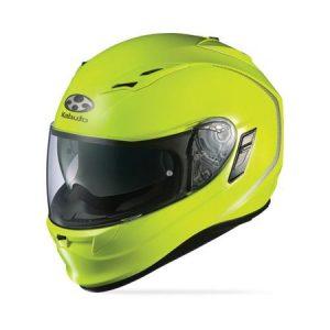 Flash Yellow Kabuto Kamui Helmet