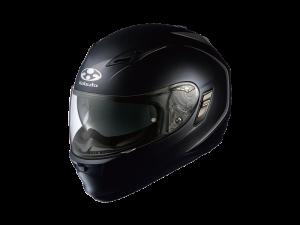 Flat BlackKabuto Ibuki Helmet