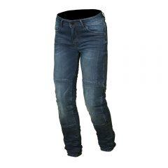 Blue Macna Stone Mens Jeans