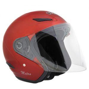 Candy Red RXT Metro Helmet