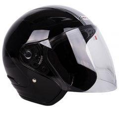RXT Metro Helmet - Retro Black/Silver