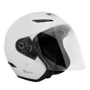 WhiteRXT Metro Helmet