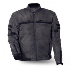Charcoal MotoDry Clubman Jacket