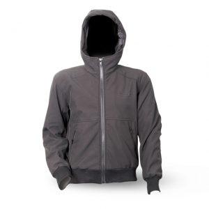 Black MotoDry Hoody Jacket