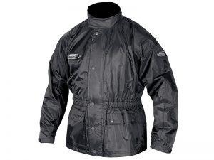 Black MotoDry Lightening Jacket