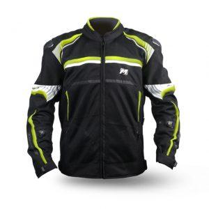 Black/Fluro MotoDry Rapid Jacket