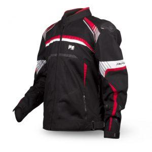 Black/Red MotoDry Rapid Jacket