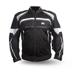 Black/White MotoDry Rapid Jacket