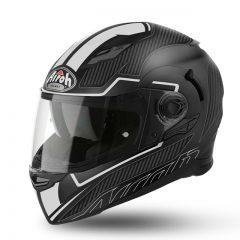 Faster White Matt Airoh Movement-S Helmet