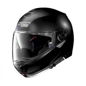 Flat Black Nolan N100-5 Classic Helmet