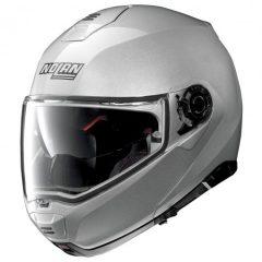 Nolan N100-5 Classic Helmet Silver
