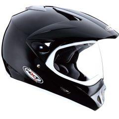 Gloss Black RXT Rallye Helmet