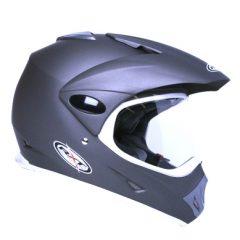 Matt Gunmetal RXT Rallye Helmet
