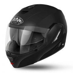 Black Matt Airoh Rev Helmet
