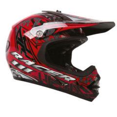 Black/Red RXT Racer 3 Youth Helmet