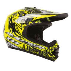Black/Yellow Fluro RXT Racer 3 Youth Helmet