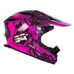 Neo Pink RXT SG1 Helmet