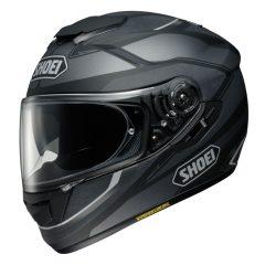Black Shoei GT-Air Helmet