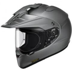 Matt Deep Grey Shoei Hornet Adventure Helmet